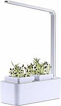 Xigeapg Smart Herb Garden Kit Led Grow Light