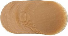 Xigeapg Unbleached Parchment Paper Cookie Baking