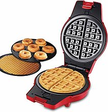 XIJING 3-in-1 Safe Electric Waffle Maker/Non-Stick