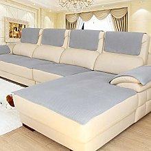 Ximger thick anti-slip sofa cover, multi-size sofa