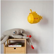 Ximiko - Diy Submarine Lamp - Sandy beige