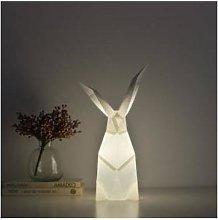 Ximiko - Rabbit Lamp - Sandy beige