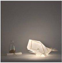 Ximiko - Whale Lamp - Sandy beige