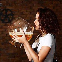XIN Giant Wine Glass Oversized Large Wine Glass