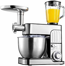 XINDONG 3-IN-1 Stand Mixer, 6.6 Qt,Multifunctional