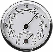 Xineker Aluminium Alloy Mini Temperature Humidity