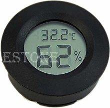 Xineker Digital LCD Thermometer Hygrometer