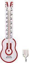 Xineker Round Temperature Ball Hanging Thermometer