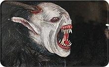 XINGAKA carpet bath mat,rug,Ghost Devil With
