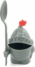 xingchen Boiled Egg Cup Holder With Spoon,Knight