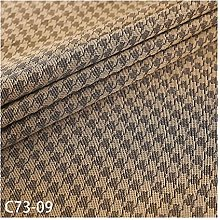 XINGJIJIJIA Crushed Curtain fabrics upholstery