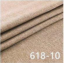 XINGJIJIJIA Crushed Linen fabric upholstery