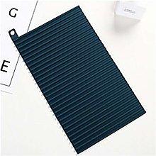 XINGJIJIJIA Foldable Drain silicone pad Non-slip