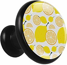 Xingruyun Drawer pulls Lemon Yellow Cabinet