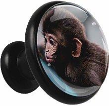 Xingruyun Drawer pulls Monkey Animal Cabinet