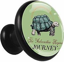 Xingruyun Drawer pulls Turtle Adventure Cabinet