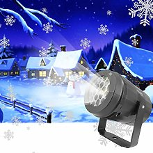 XINGXINGFAN Christmas Snowflake Projector Lights,