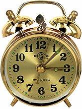 XINGYAO Alarm clock Mechanical Gold Alarm Clock