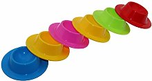 Xinjieda 6pcs Silicone Egg Serving Cup Holders