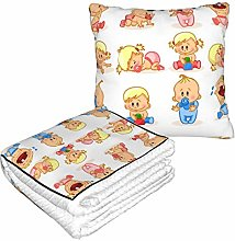 Xinkaize Cute Baby Boys and Baby Girls Flannel