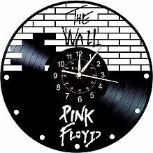 XINKONG Smotly Wall Clock, PINK FLOYD Theme Wall