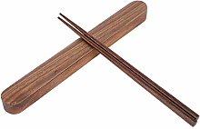 XINL Kids Chopsticks, Chopsticks, Wooden Tableware