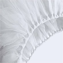 XINLEI 1Pcs Table Skirt for Birthday Baby Shower
