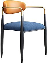 XINLEI Leisure High Bar Chairs Nordic Backrest Bar