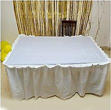 XINLEI Waterproof Oilproof Tablecloth Reusable