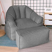 XinQing-lazy sofa Lazy Sofa Bean Bag, Single