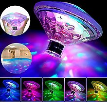XINRISHEN Hot Tub Lights for Lazy Spa,Colorful