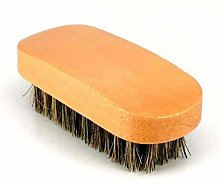 XINTUON Length Pig Hair Shoe Shine Brushes With