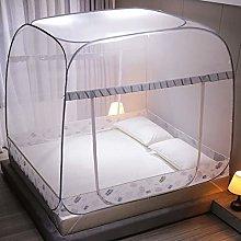 XINWANG Anti Mosquito Nets Pop Up Mosquito Net Bed