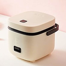 XINX Mini Rice Cooker with Steamer   200W   1.2L