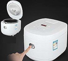 XINX Rice Cooker Steamer Stewpot 5L Multi Low