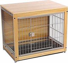xinxinchaoshi Dog Crates Wooden Pet Dog Cage