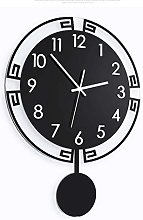 xinxinchaoshi Wall Clocks European Style Living