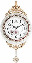 xinxinchaoshi Wall Clocks Traditional Elegant