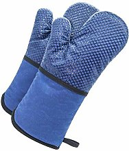 XIRUN Mesh Silicone Silicone Insulated Gloves Oven