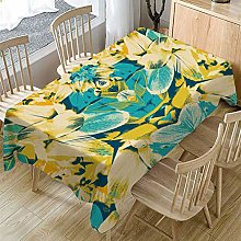 XIUJC Christmas Square Tablecloth Rectangle Table