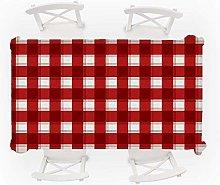 XIUJC Christmas Table Cover Tablecloth, Christmas