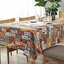 XIUJC Christmas Tablecloth Rectangle, Tablecloth