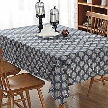 XIUJC Christmas Tablecloth, Rectangular Christmas