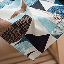 XIUJC Heavy Duty Cotton Linen Tablecloth for