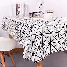 XIUJC Rectangle Tablecloth cotton table cloth