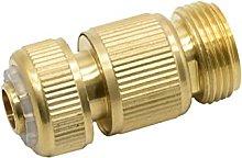 XIUXIU RainYun Brass Connector 3/4 Male 1/2 To The