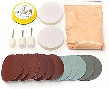 XIXI-Home 20pcs/ Set Watch Glass Polishing
