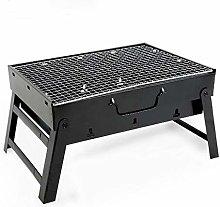 XIXILI Assembly Puzzle, Portable Foldable BBQ