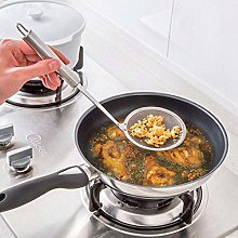 Xixini Stainless Steel Colander, Filter Grease