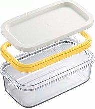 XIZHOUCUN Butter Cheese Cutting Knife Box Storage